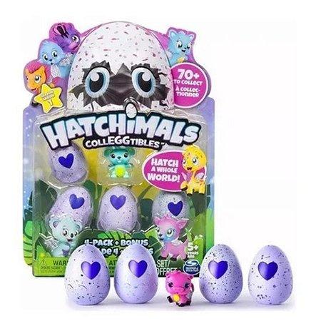 Hatchimals Colleggtibles Com 4 Ovinhos