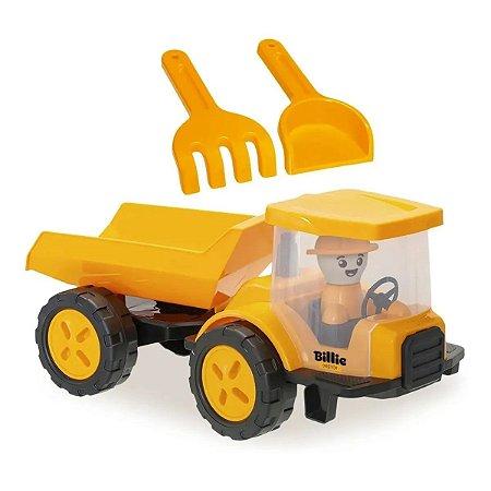 Caminhão Basculante Billie Construtor - Usual