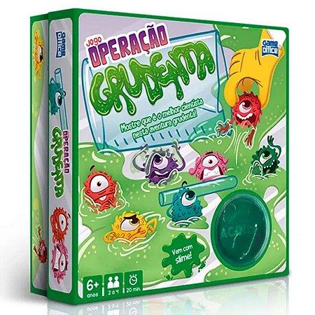 Jogo - Operação Grudenta - Toyster