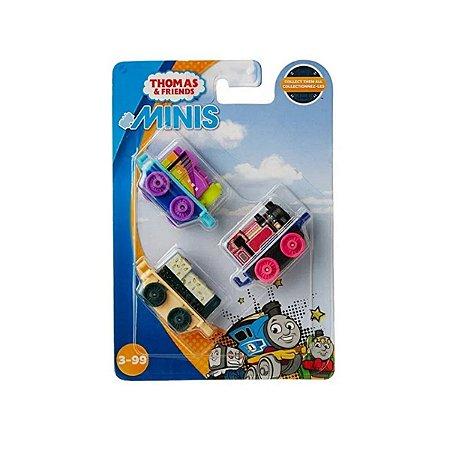 Thomas & Friends - Mini Locomotivas - Mattel