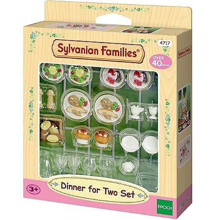 Jantar para Dois - Sylvanian Families