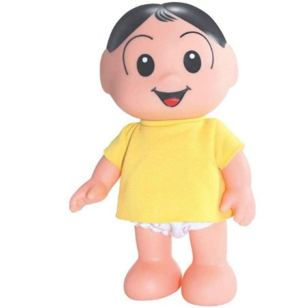Boneca Turma da Monica Clássicos  Vinil - Magali