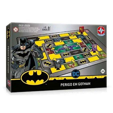 Jogo Perigo Em Gotham Estrela