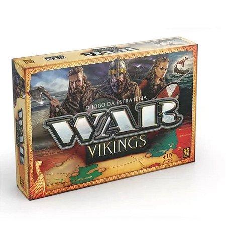 Jogo War Vikings