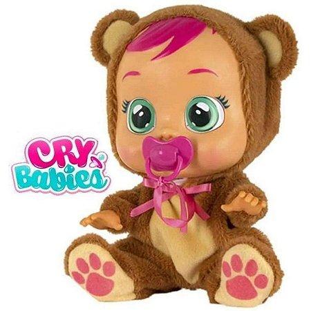 Boneca Cry Babies Bonnie