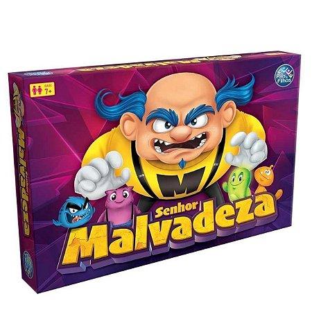 Jogo Senhor Malvadeza