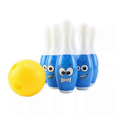 Jogo Mini Boliche 16 Cm - Pais & Filhos