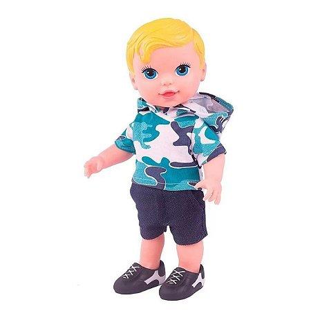 Boneco Babys Collection Dino Baby - Super Toys