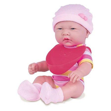 Boneca Bebê - Sweet Reborn - Papinha - Cotiplás