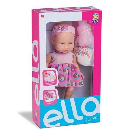 Boneca Ella Faz Xixi