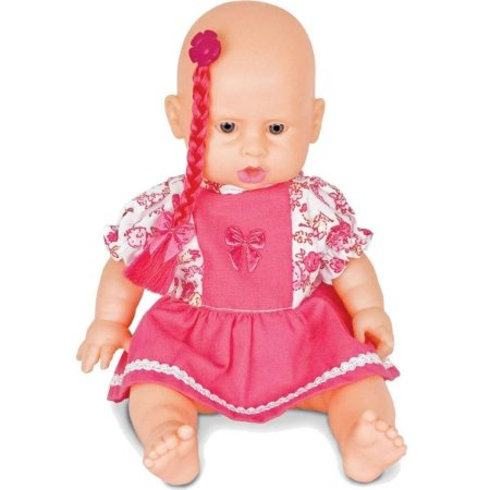 Boneca Meninas de Trança