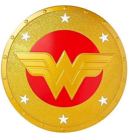 Escudo Mulher Maravilha Dc Super Hero Girl