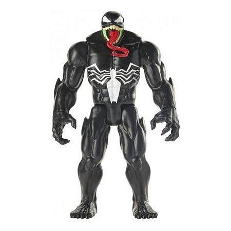 Boneco De Ação - Marvel - Titan Hero Max - Venom - Hasbro