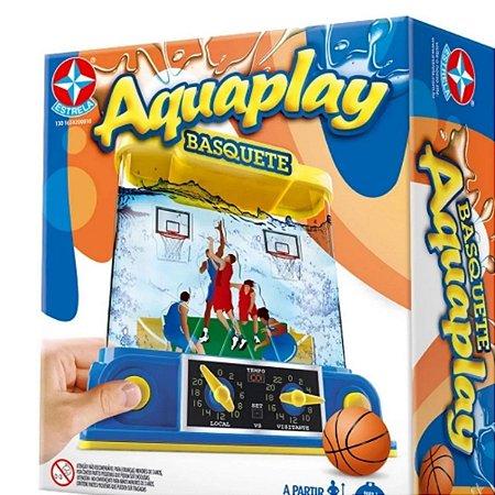 Jogo Aquaplay Basquete - Estrela - Original