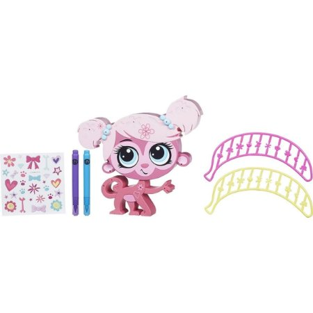 Littlest Pet Shop Decore Pet Minka - Hasbro