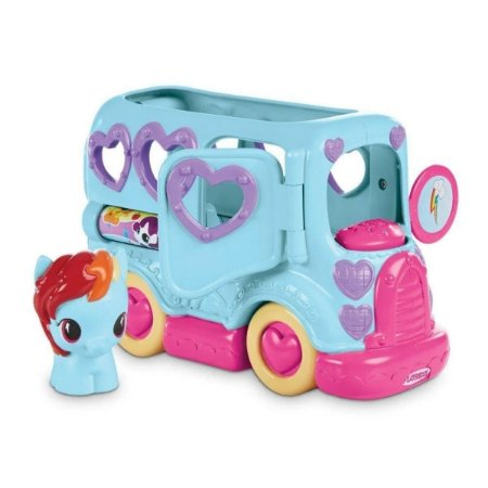 Conjunto My Little Pony Playskool Onibus - Hasbro