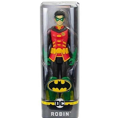 Boneco Dc - Liga Da Justiça - Robin 30cm - Sunny 2180