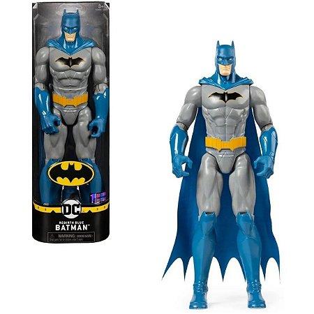 Figura Articulada - 27 Cm - Dc Comics Blue Batman 2180 Sunny