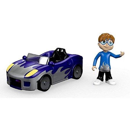 Simon Veículo Alvin e os Esquilos - Mattel