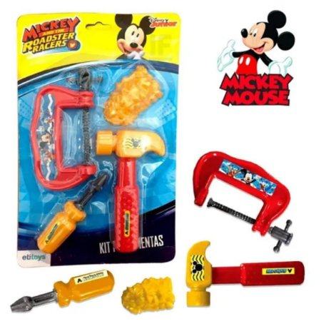Kit Ferramentas Mickey