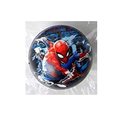 Mini Bola Soft De Apertar Spider Man