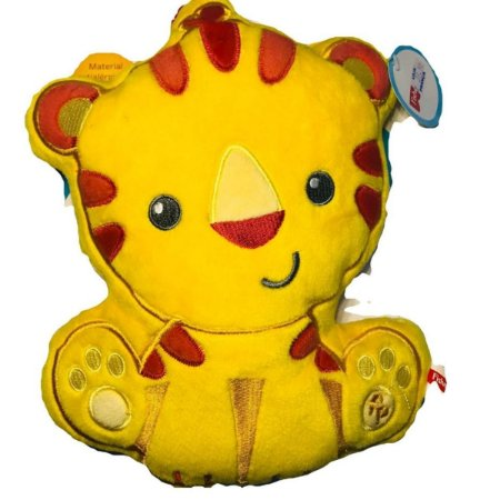 Almofada Decorativa Meu Amiguinho Fisher-Price- Tigre