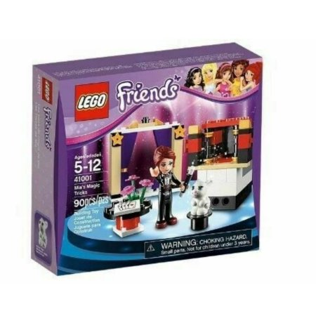 Lego Friends Truque De Mágica Da Mia