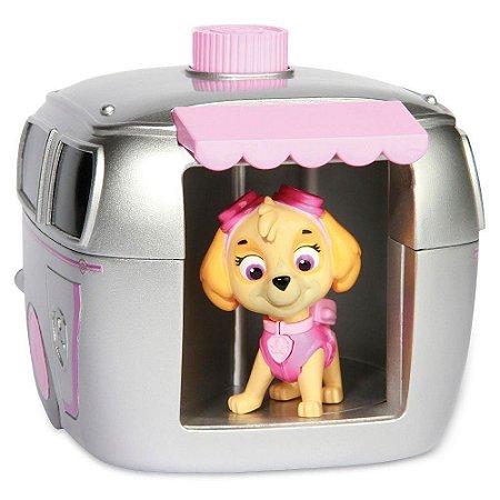 Patrulha Canina Playset de Resgate com Casinha Skye - Sunny