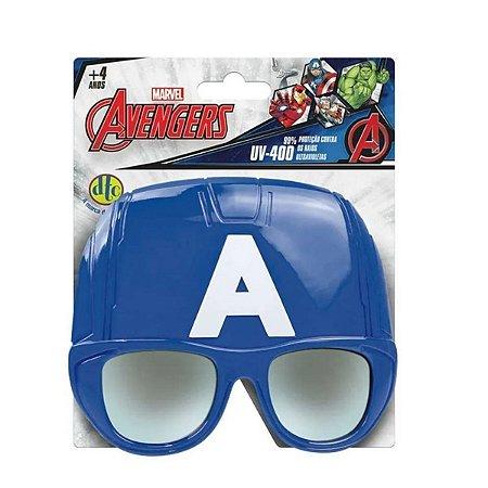 Brinquedo Super Óculos Marvel Capitão America - Dtc