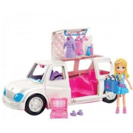 Polly Pocket Limousine Luxuese