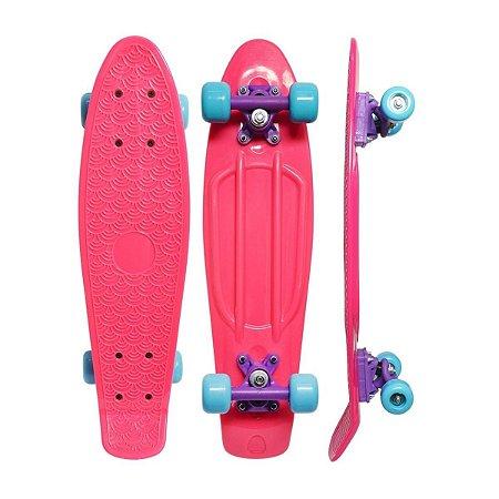 Skate Top Radical - Rosa