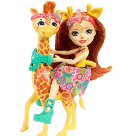 Enchantimals Gillian Giraffe