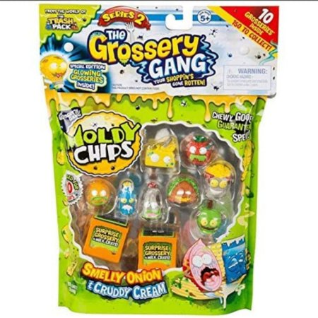 Moldy Chips The Grossery Gang Serie 2 - DTC