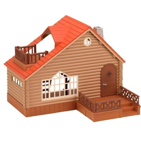 Casa De madeira Silvanian Families