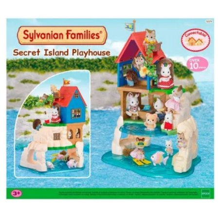 Cabana Secreta Sylvanian Families