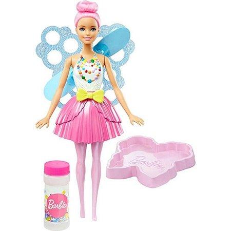 Barbie Dreamtopia Bolhas Mágicas