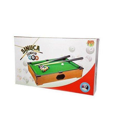 Jogo Sinuca Junior Dm Toys