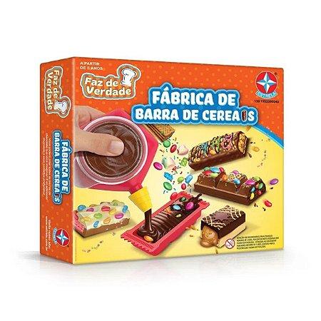 Fábrica De Barra De Cereais