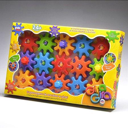 Gira Gira Com 15 Peças - Paki Toys