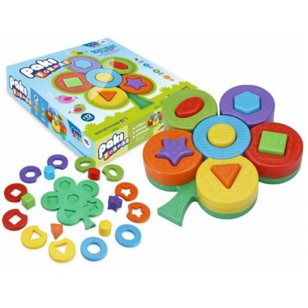Brinquedo Paki Formas