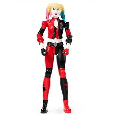 Figura Articulada - 27Cm Dc Comics Harley Quinn - Sunny
