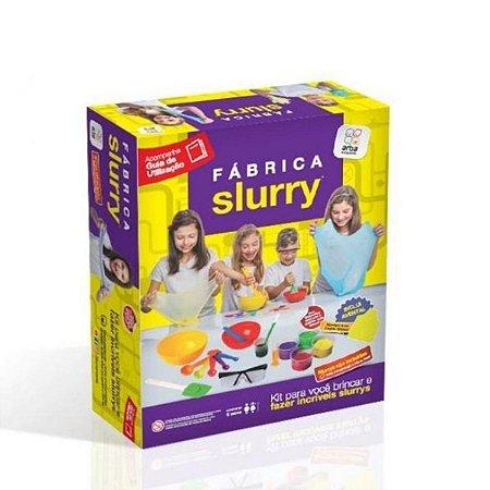 Fábrica Slurry - Arba Brinquedos