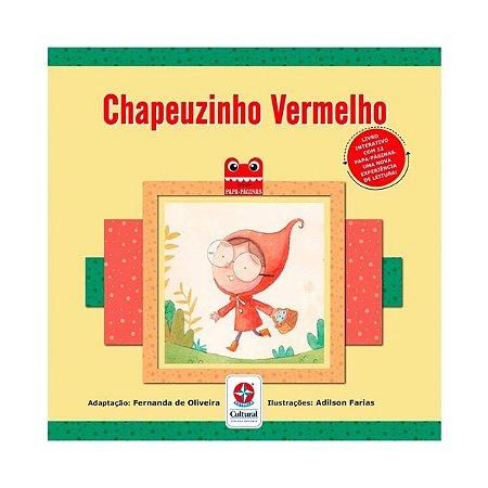 Livro Chapéuzinho Vermelho - Estrela Cultural