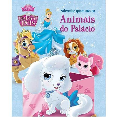 Disney - Adivinhe Quem São Os Animas Do Palácio!