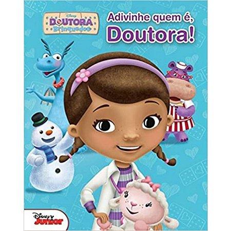 Disney Doutora Brinquedos. Adivinha Quem É, Doutora!