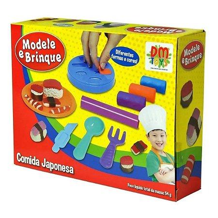 Massinha Modele E Brinque - Comida Japonesa