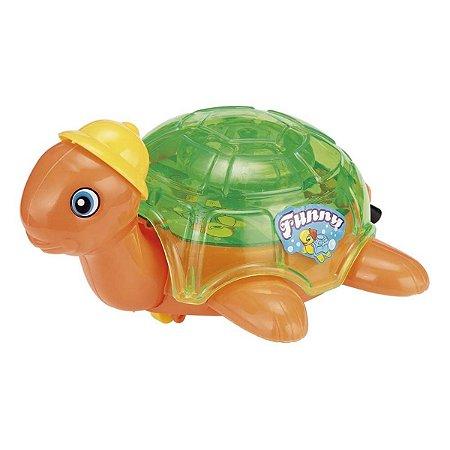 Brinquedo à Corda - Tartaruga