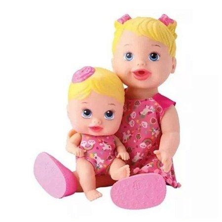 Boneca My Little Dolls Colection Tal Mãe Tal Filha