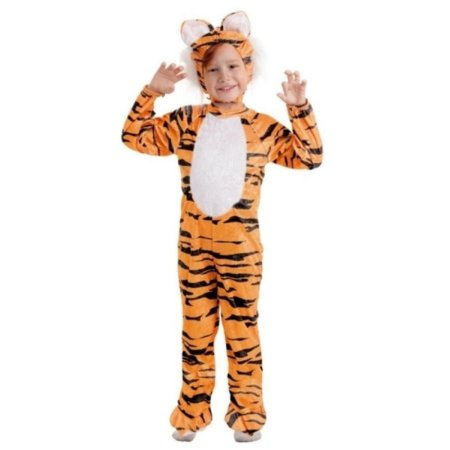 Fantasia Infantil Tigre PP