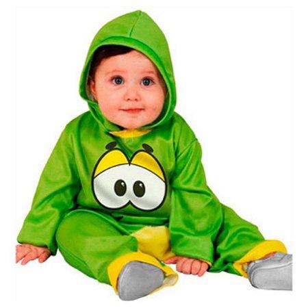 Fantasia Horácio Bebê Baby Turma Da Monica